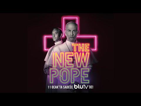 Заставка к сериалу Новый Папа / The New Pope Opening Credits