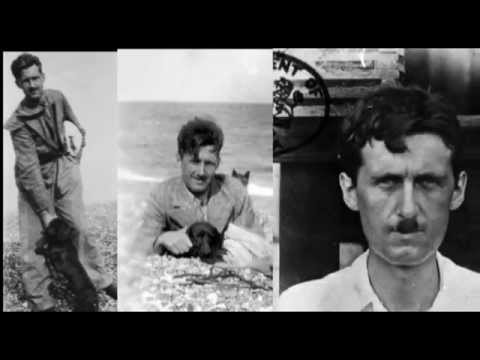GEORGE ORWELL, su paso por Cataluña durante la Guerra Civil