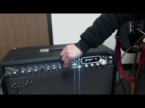 What Amp And Settings Do I Use? Fender CyberTwin Amp - Deluxe Reverb '65