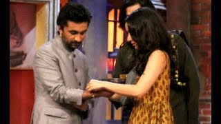 Shraddha Kapoor Celebrates Raksha Bandhan With Siddhanth Kapoor On The Drama Company Show