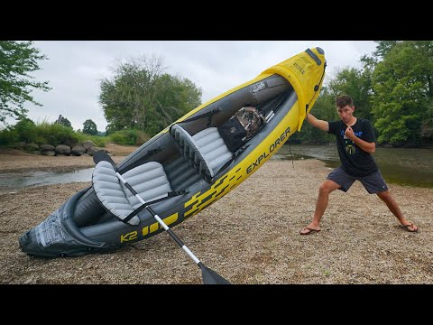 $69.99 Amazon Kayak Fishing (TEST)