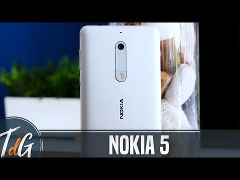 Nokia 5, review en español