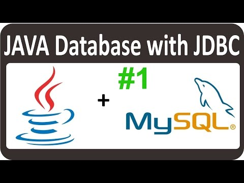 JAVA JDBC tutorial for beginners  - Set up MySQL Database for java 01