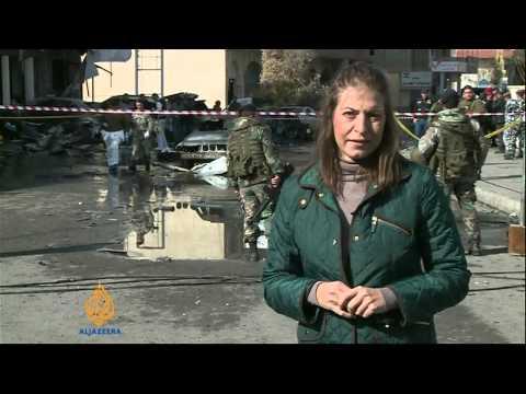 Several killed in Lebanon's Hermel bombing