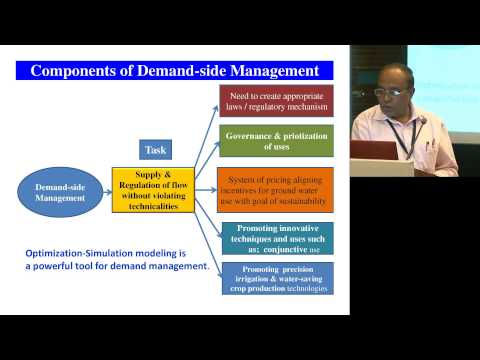 ILSI India: Groundwater Issues, Remediation And Modeling And Wastewater Management (Dr. N C Ghosh)