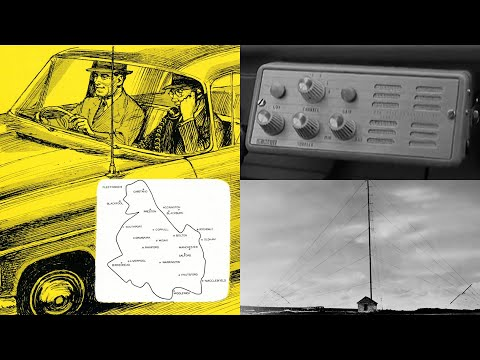The South Lancashire Radiophone Service - The Birth Of Mobile Radio Telephony