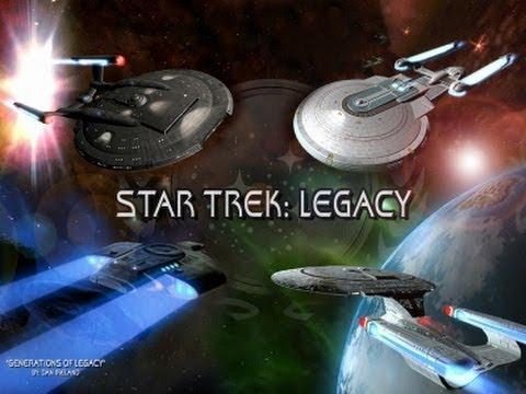 Star Trek Legacy - Captain Archers Missions