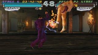 [TAS] Tekken Tag Tournament - Kazuya/Jun