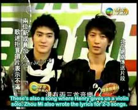 [SJMP+Chocolyn] 2008.04.11 TVB Entertainment - ZLY/SJM