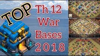 Top war bases 2018 . Th12 war bases . Anti 2 star base