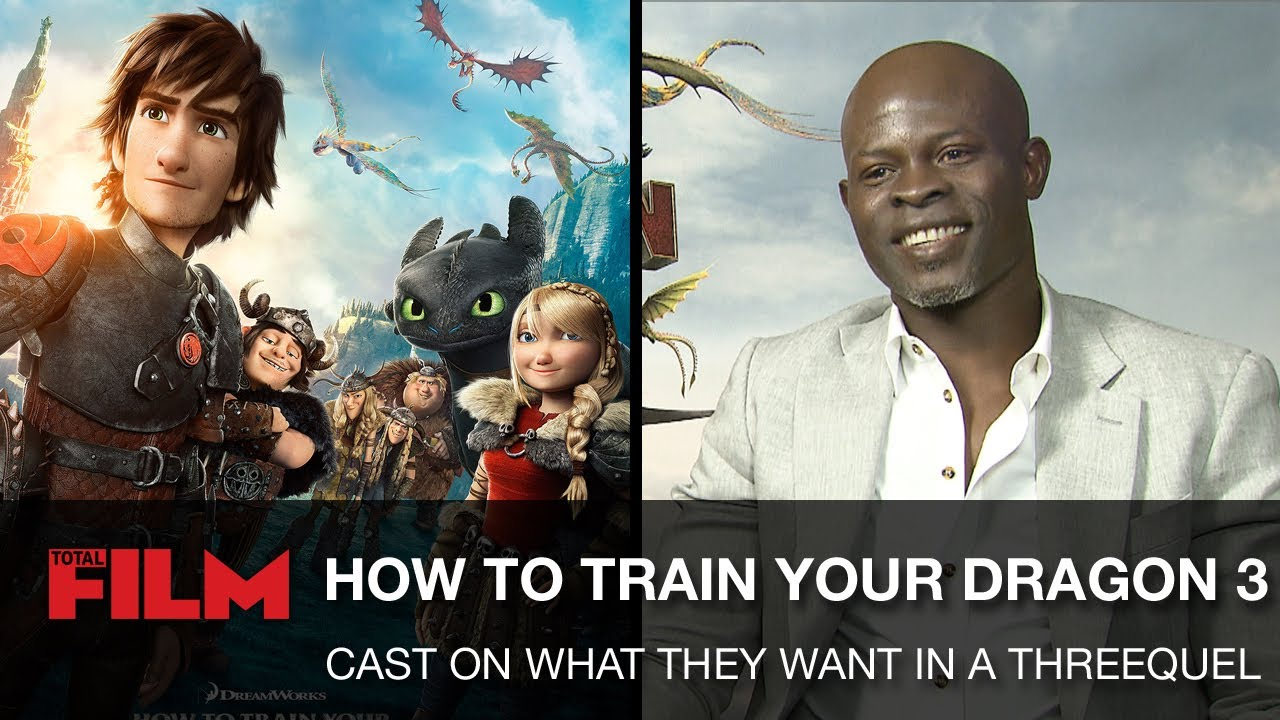 How to train your dragon 3 cast with pictures