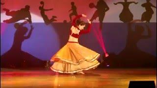 Deewani Mastani by Urvashi Pardeshi ( Yuva Fest ) Over 6 Milli…