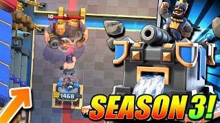 EXECUTIONER +98% DAMAGE!! SEASON 3 BALANCE CHANGES + NEW SKIN
