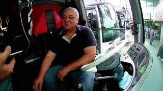 Kontur Turizm İle Röportaj Araç Tanıtımı