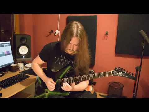 Megadeth - Dread And The Fugitive Mind (Solo Cover)