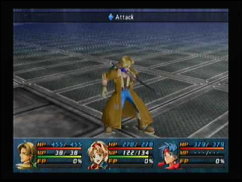 Wild arms Alter code F part 22: Ghost Ship