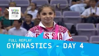 Artistic Gymnastics - Day 4 Women