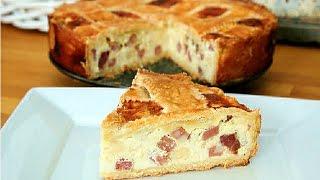 Pizza Rustica  - Pizzagaina - Rossella' Rago - Cooking With Nonna