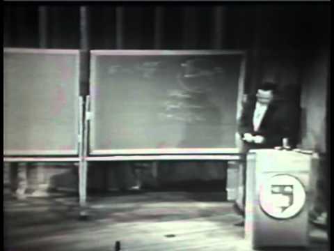 Aprender Física con Richard Feynman: vídeos y libros al alcance de todo el mundo