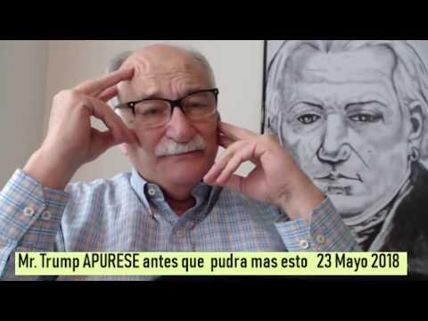 📺 Alberto Franceschi 🔴En Vivo en redes sociales 23/5/2018
