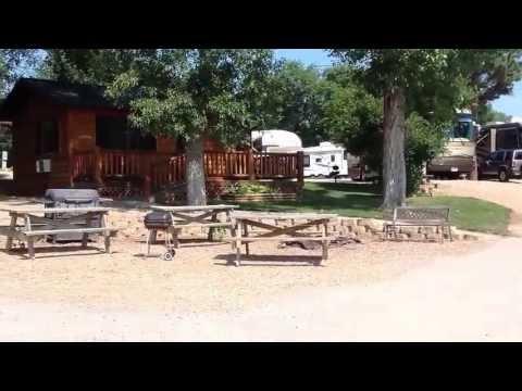 Chris' Campground, Spearfish, SD