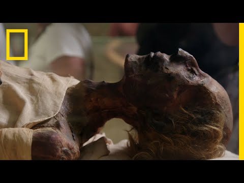 The Mummification of Seti I | Ultimate Treasure Countdown