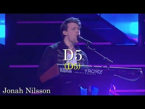 High Notes - D5 Battle  - Male Singers
