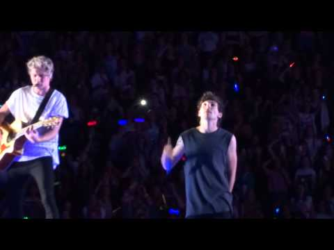 One Direction - Girl Almighty - OTRA 7-2-15 Sydney HD