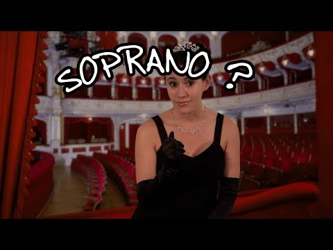 We Love Opera! Who is the soprano at the opera?