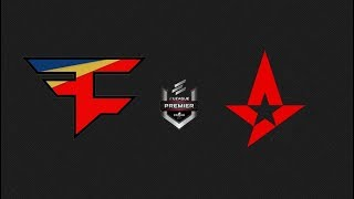 FaZe Clan X Astralis | Final | Mapa 1 Cache | ELEAGUE Terceira temporada