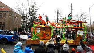 Parade des jouets Québec 2018