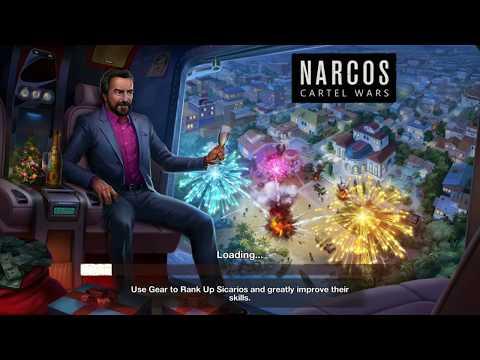 narcos взлом