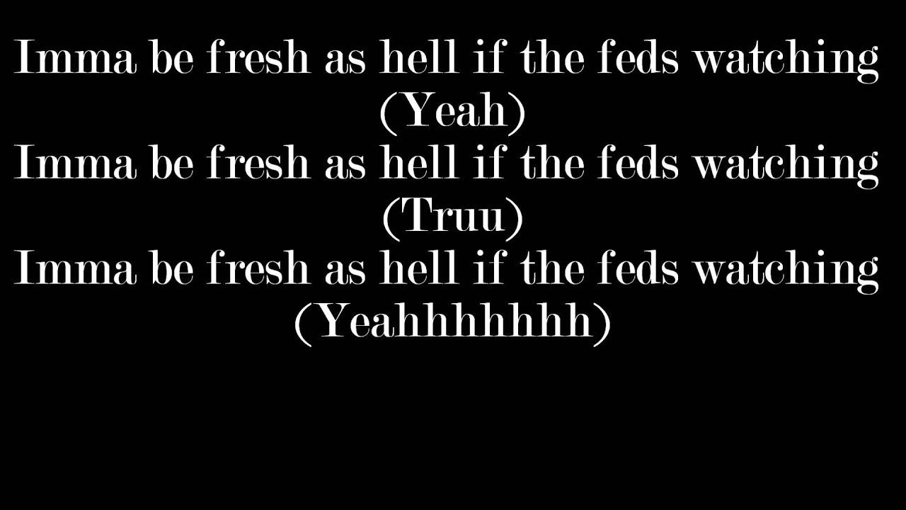 Download 2 Chainz && Pharrell : Feds Watching Lyric Video
