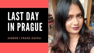 Gambar cover LAST DAY IN PRAGUE | FRANZKAFKA | AIRBNB EXPERIENCE | SPARKLEWITHJYOTI