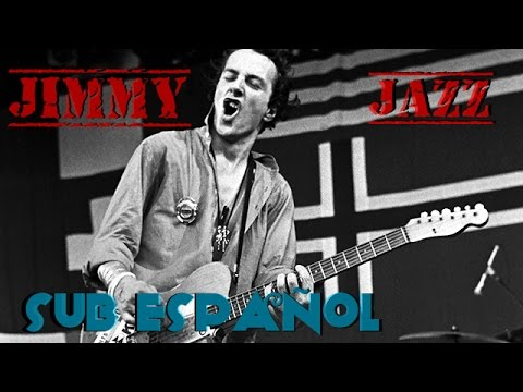 The Clash - Jimmy Jazz (Subtitulada en Español)