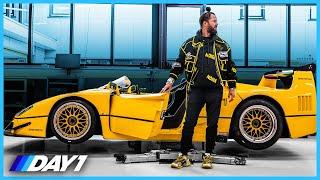 MILJOENEN aan zeldzame Ferrari's | Daily Driver | DAY1