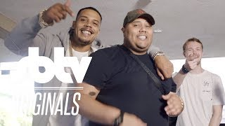 Deep Green x K Dot x Samuel Lox | Loud [Music Video]: SBTV