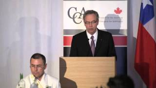 CCA hosts Sebastián Piñera, President of Chile, in Toronto