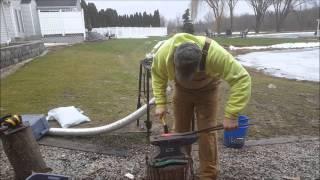 Blacksmithing a Knife