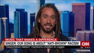 QUINO of BIG MOUNTAIN on CNN about NEW SINGLE