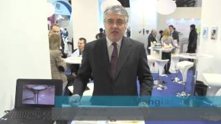 Infodent booth at IDS 2013