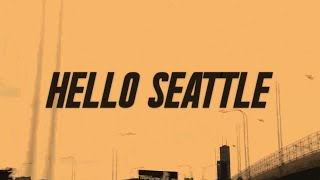 Owl City - Hello Seattle (Lyric Video)