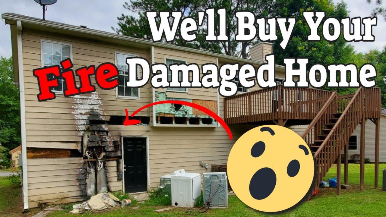 Renovating a Fire Damaged House