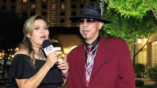 Interview with Los Garcia Brothers st Casino Del Sol in Tucson, Az on May 18, 2018