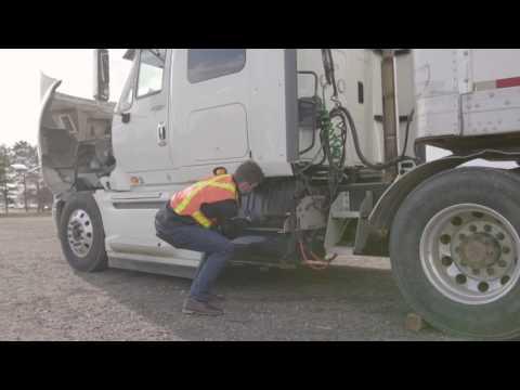 DVIR Inspection (Walkaround) | Geotab Drive