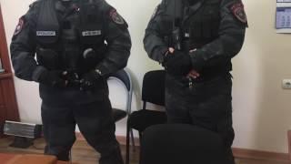 Մաքսակետի պետի ձերբակալման տեսանյութը