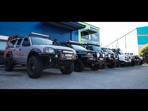 CTP80 Watagans 4X4 with TJM Hunter Valley