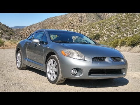2007 Mitsubishi Eclipse V6 One Take Youtube