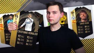 Cristiano Ronaldo 96! | FIFA 18 DRAFT