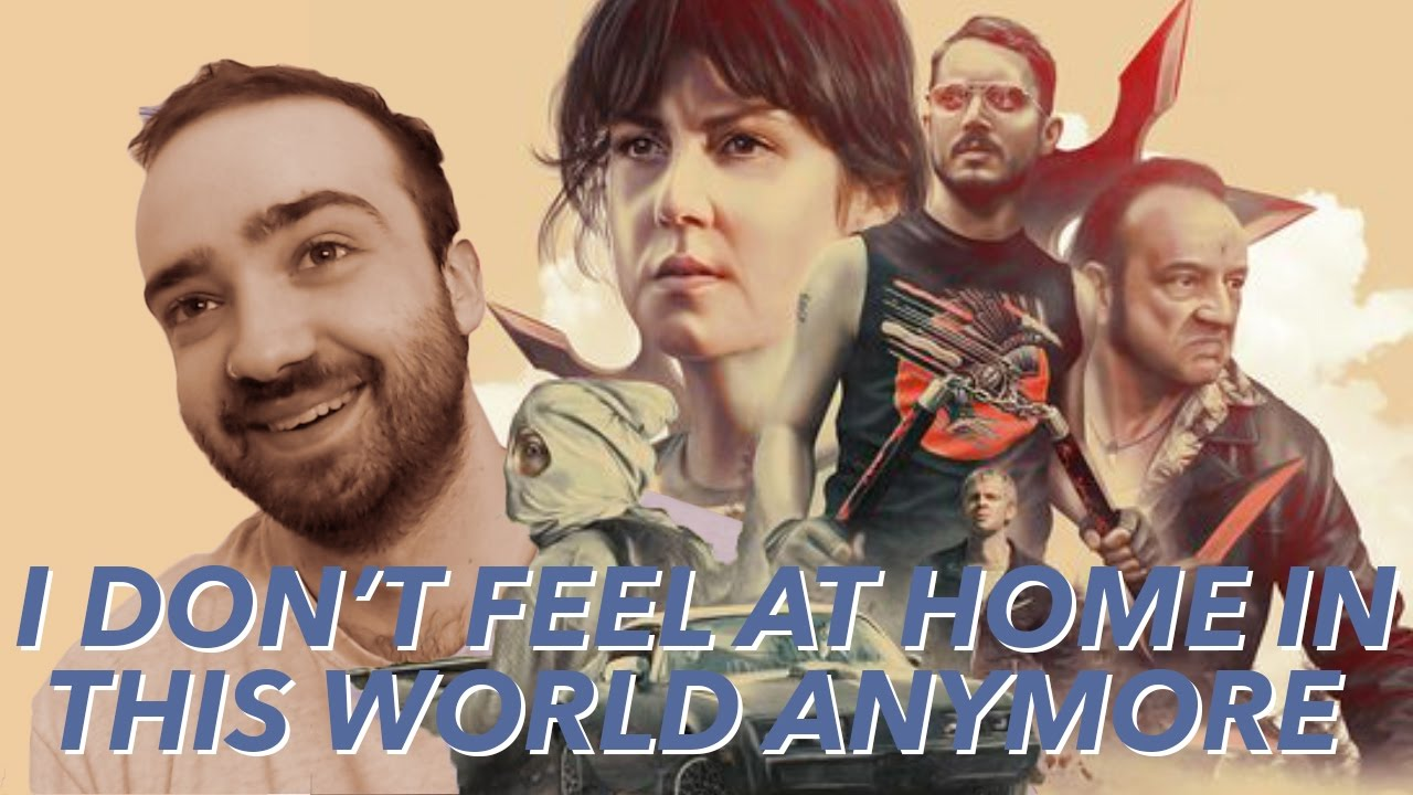 I DonT Feel At Home In This World Anymore Stream
